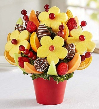 20 of the best places to order care packages online Fruit bouquet