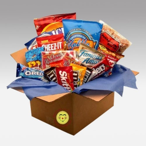 9 Jet Offers A Nice Mix Of Boxes Filled To The Brim With Snacks That Are Loved By Pretty Much Everyone