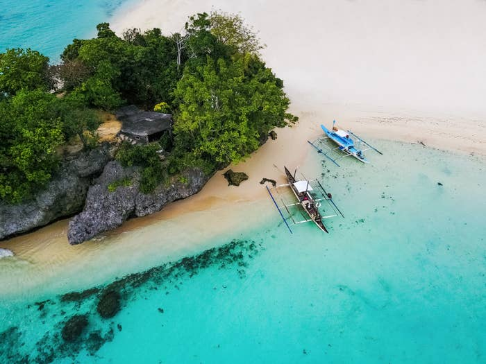 In 2017 Boracay had over two million visitors, about half domestic and half international.