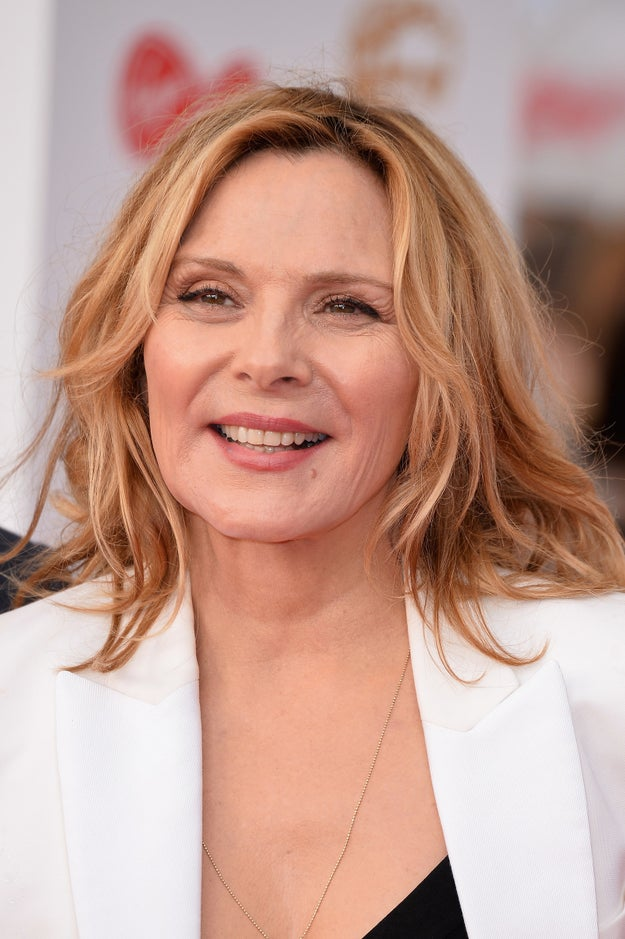 The other main SATC star, Kim Cattrall, is less close to her costars.