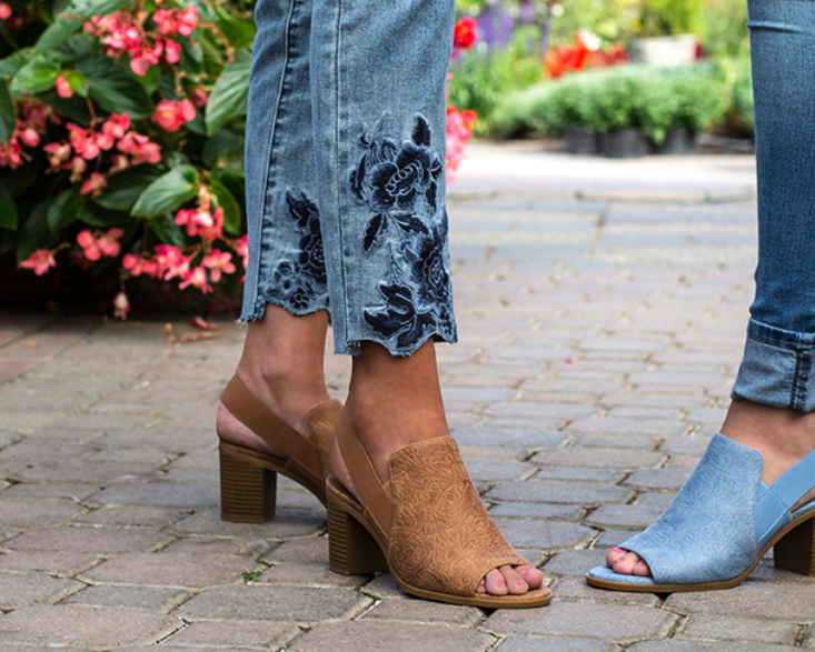 Sandals That Are Perfect For Narrow Feet