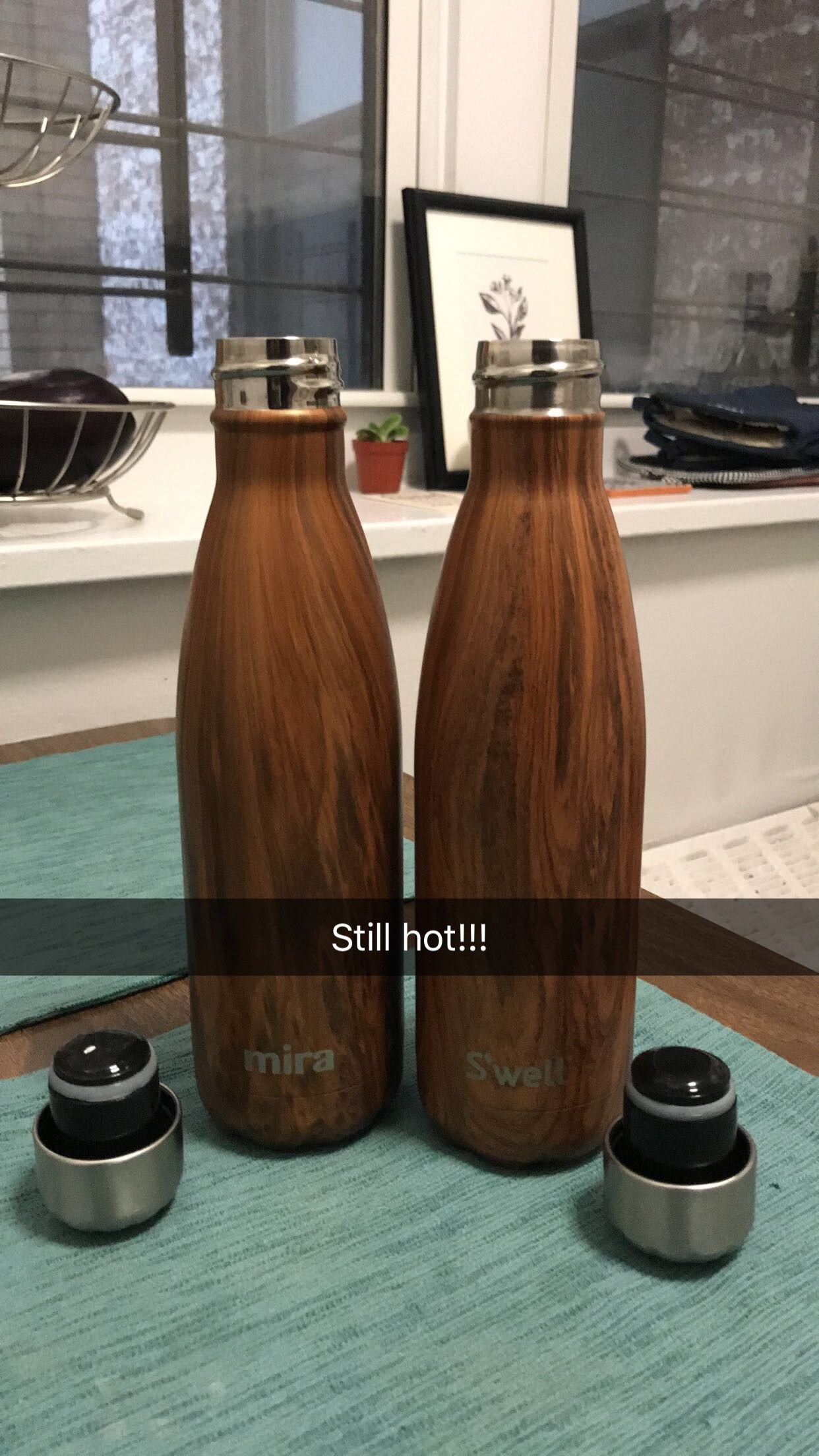 Y'all, This Water Bottle Is Identical To S'well And Half The Price