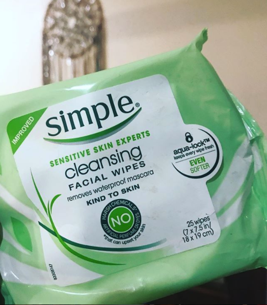 """""""Cut your makeup wipes into smaller squares so they'll last longer. You honestly don't need the entire wipe every time, and you save a ton of money by stretching them out for twice as long.""""—hannahirenGet a 25-count pack of wipes from Amazon for $7.90."""
