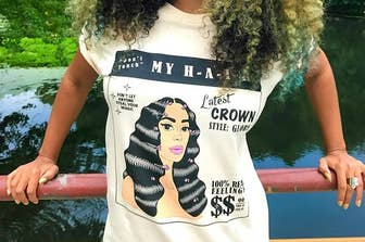 d7548a886 26 Black Pride T-Shirts That'll Change Your Closet Forever