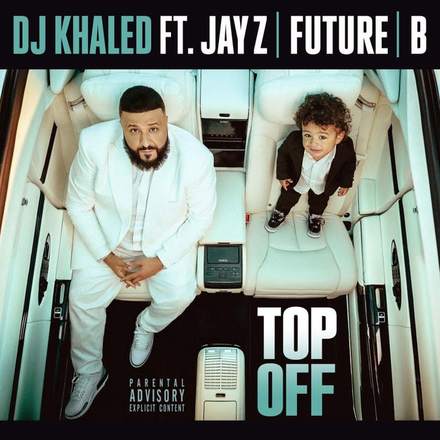 "So you may have heard DJ Khaled's new song ""Top Off."" It features Jay-Z and Beyoncé."