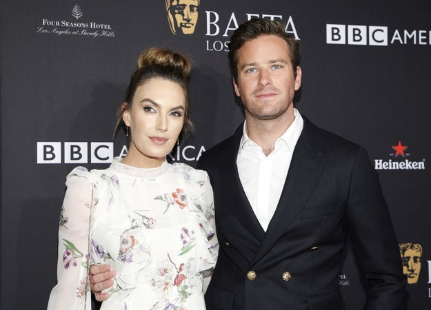 Armie Hammer's Wife Is Suing A Woman Who She Says Pretended To Be Her