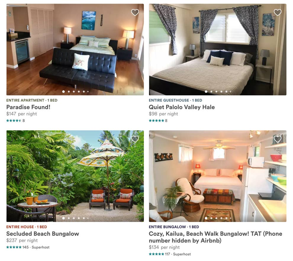 People In Hawaii Are Fed Up With Vacation Rentals