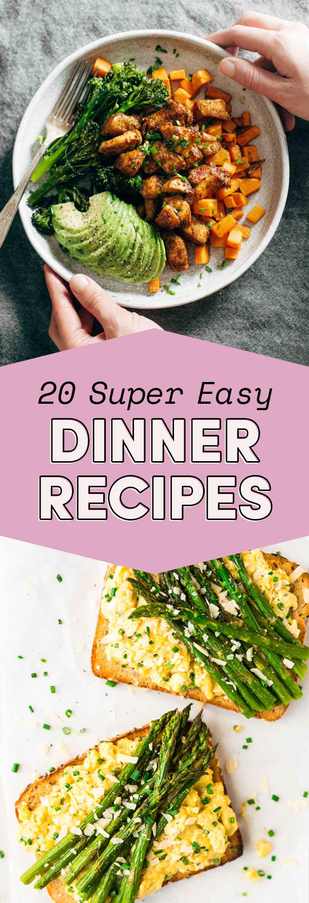 20 Easy Dinner Ideas For When You\u0027re Not Sure What To Make