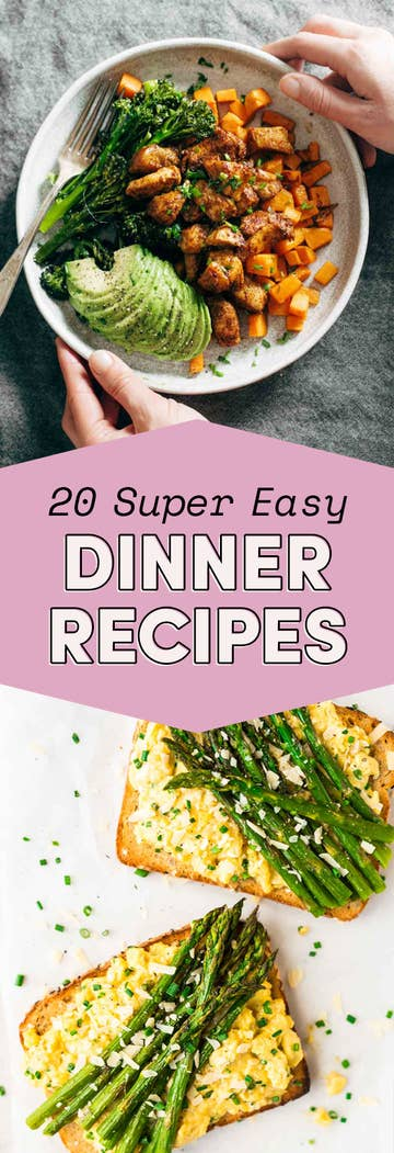 100+ Easy 30-Minute Meals - Quick Dinner Ideas