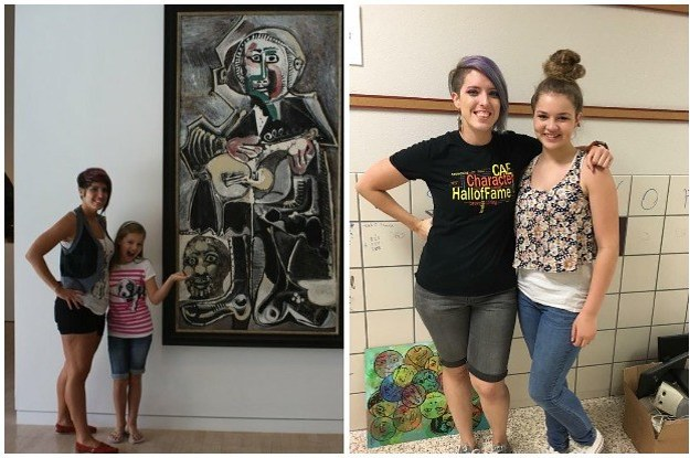 An Elementary School Art Teacher Was Suspended For Telling -4161