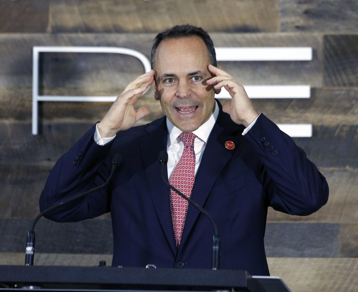 Bevin has yet to sign the bill. The attorney general said he'll sue if he does.