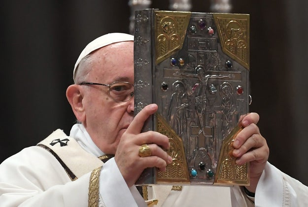 And, just for the record, the teachings of the Catholic Church are pretty clear about the fact that hell exists.