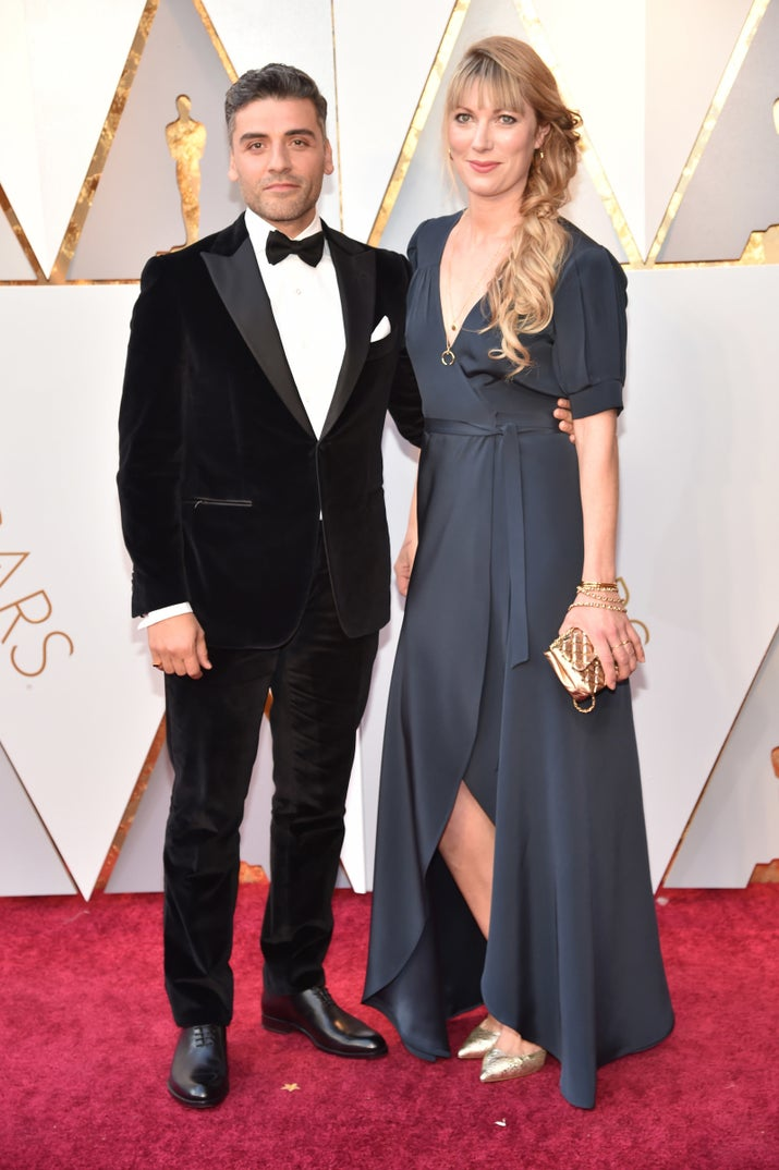 Oscar Isaac e Elvira Lind