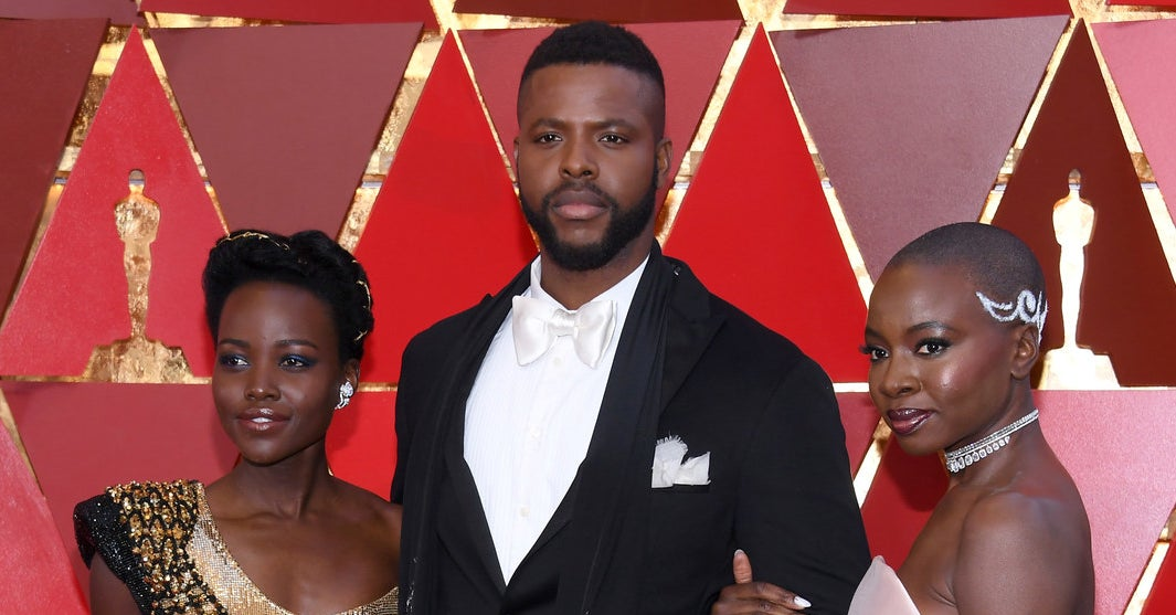 The Oscars Took Place In Wakanda This Year, And I Have The Pics To Prove It
