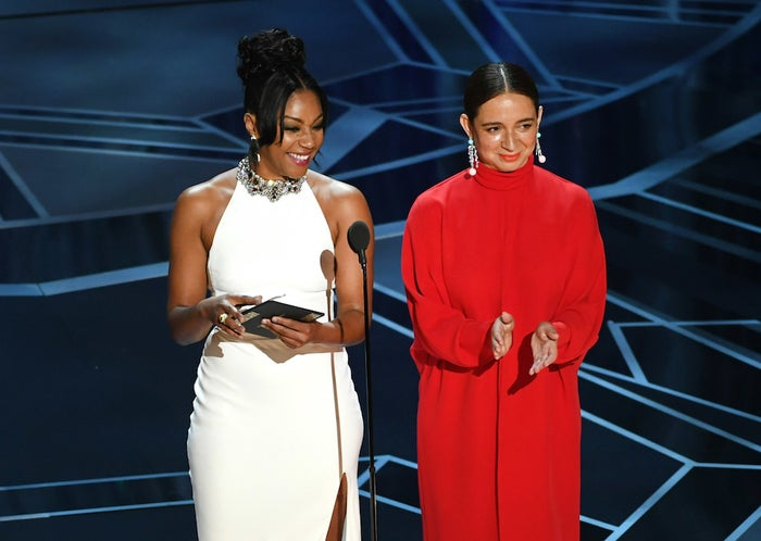 """""""When you took a dookie in the street, it changed my life. It was inspiring,"""" Haddish said about that iconic Bridesmaids scene."""