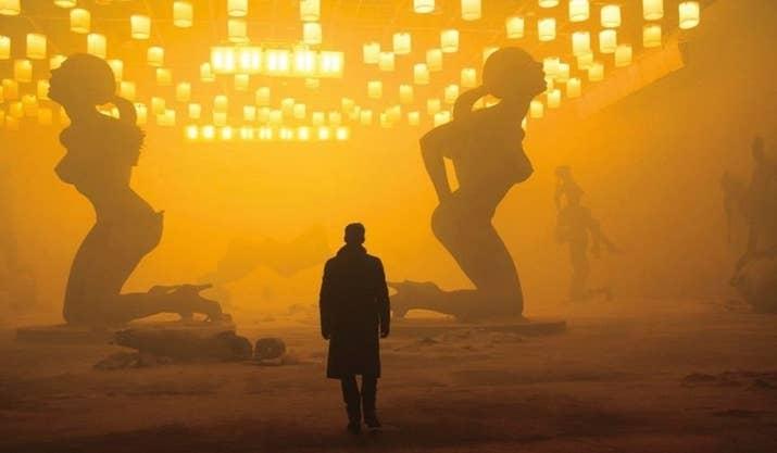 Blade Runner 2049, Roger Deakins