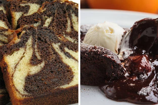 Quiz: This Black-And-White Cake Test Is Extremely Frustrating