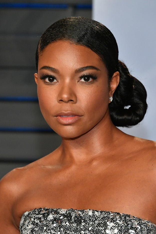 Gabrielle Union Turned Vanity Fair's Oscar Party Into An Epic Girls' Night Out And I'm Jealous