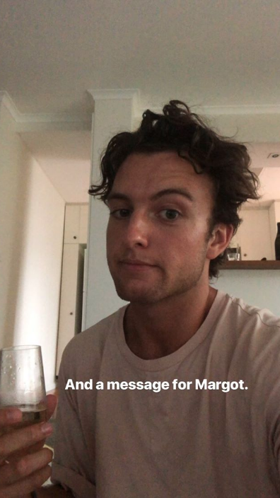 Margot Robbie's Brother Just Trolled Her For Not Winning An Oscar And It's Hilarious