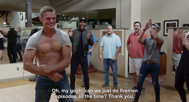 """Guys, Great News, Superman From """"Queer Eye"""" Is Still Super Hot"""