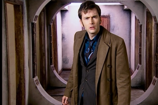 sc 1 st  BuzzFeed & 10th Doctor Costume Guide
