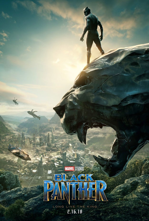 Marvel's Black Panther has been slaying it at the box office for three weeks in a row.