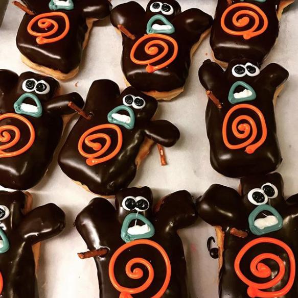 Oregon – Voodoo Dolls from Voodoo Doughnut