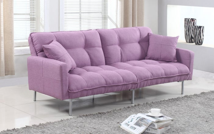 *dibs on the lavender cloud!*Price: $219.99 (available in three colors).