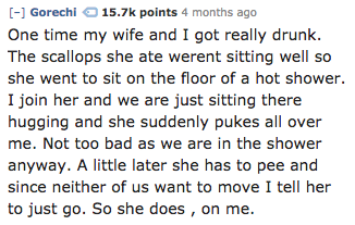 This has to be the definition of true love: