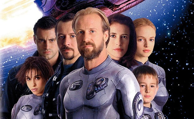 Or perhaps you remember the I-C-O-N-I-C Lost in Space movie reboot starring Joey from Friends, a young Gretchen Wieners from Mean Girls, and recent Academy Award winner, Gary Oldman?