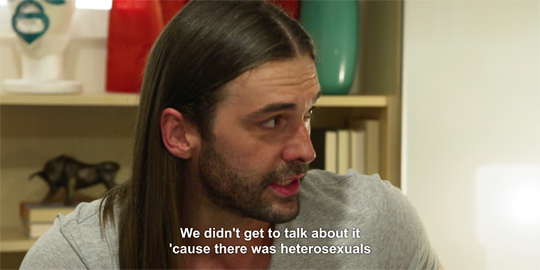 Even though straight people are not to be trusted with gay secrets...