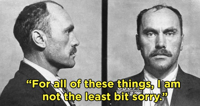 18 Fucked Up Serial Killer Quotes Thatll Make You So Uncomfortable