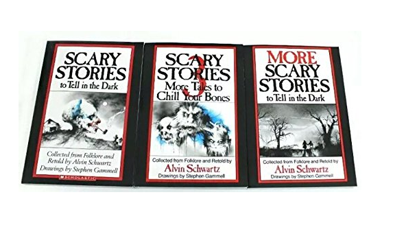 Anything as terrifying as this trilogy: