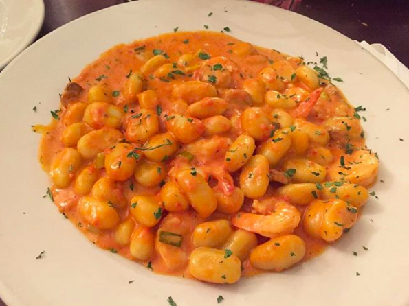 Ohio: Trattoria on the Hill in Cleveland