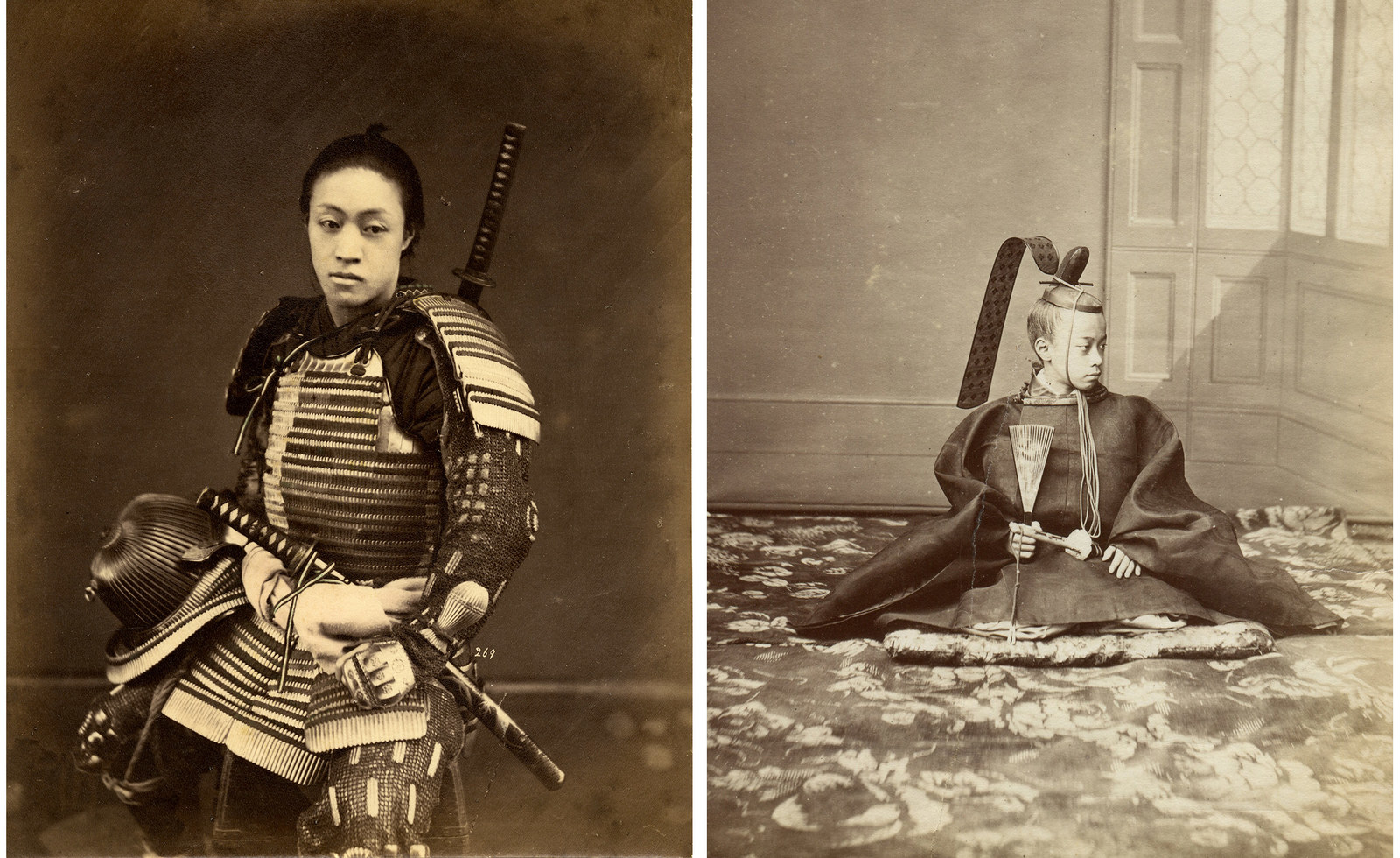 Here's What Japan's Legendary Samurai Really Looked Like