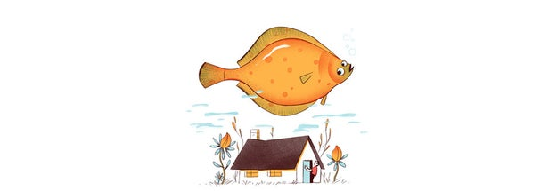 If A Magic Fish Says Your Friend Sucks, You Should Probably Listen