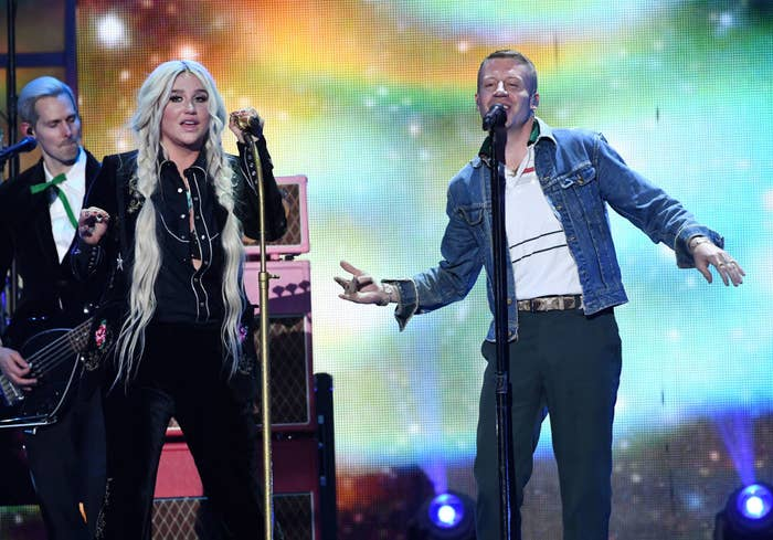 aae95700dfe More info  The Adventures of Kesha and Macklemore tour (sounds exciting