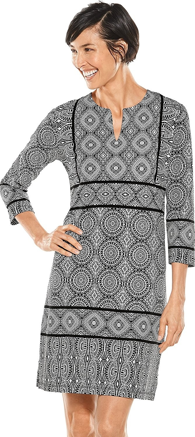 283d78a202 19. An easy tunic with a UV protection factor of 50+