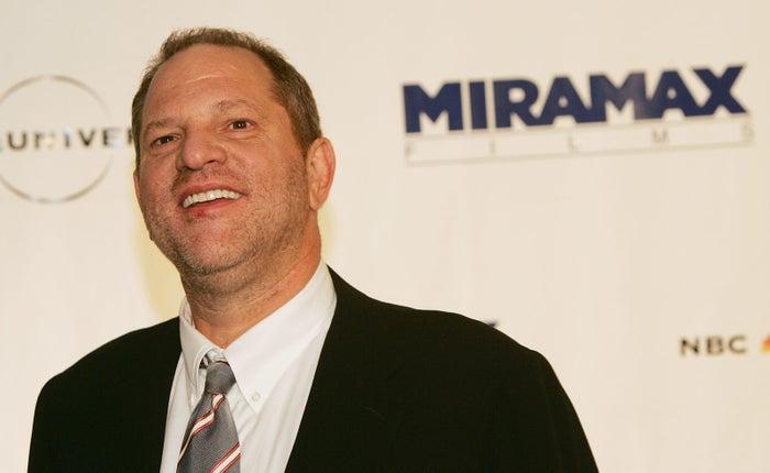 Harvey Weinstein in 2004.
