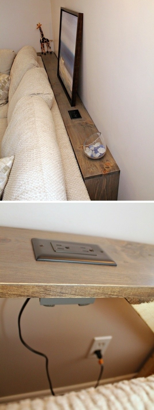 Sideboard Hinter Sofa stauraum hinter sofa dolmen rimadesio idee fr den flur ecke als