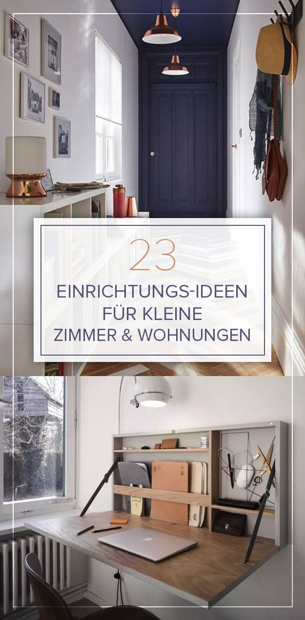 23 Grossartige Einrichtungs Ideen Fur Kleine Raume