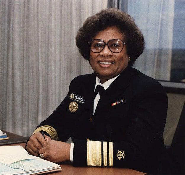 Joycelyn M. Elders