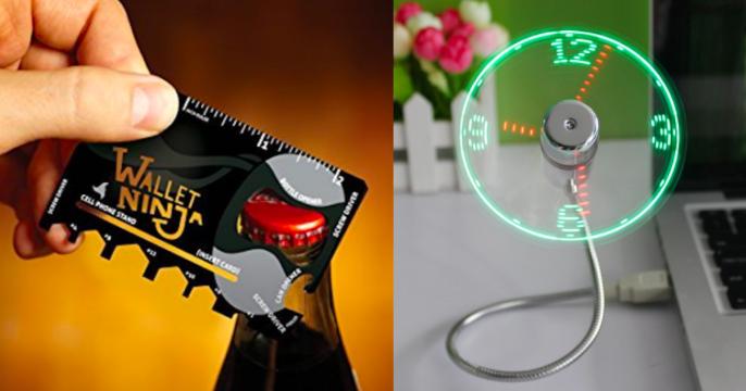29 Gadgets That Would Make James Bond Jealous