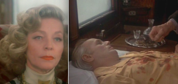 In Murder on the Orient Express, when literally EVERYONE turned out to be the murderer.