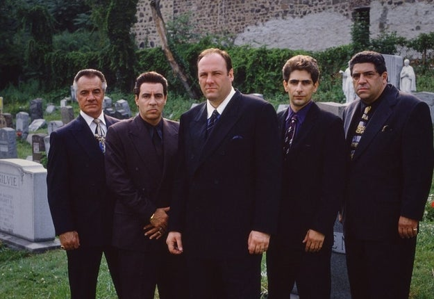Eleven years after The Sopranos went off the air, the show's creator is now working on a prequel movie about the mafia crime family.