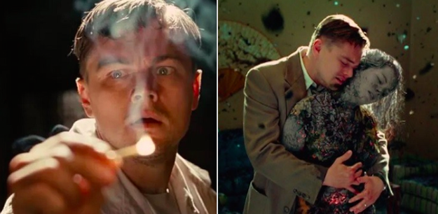 In Shutter Island, when it was revealed that Leo DiCaprio's character was actually a patient at the insane asylum and not a US Marshal.