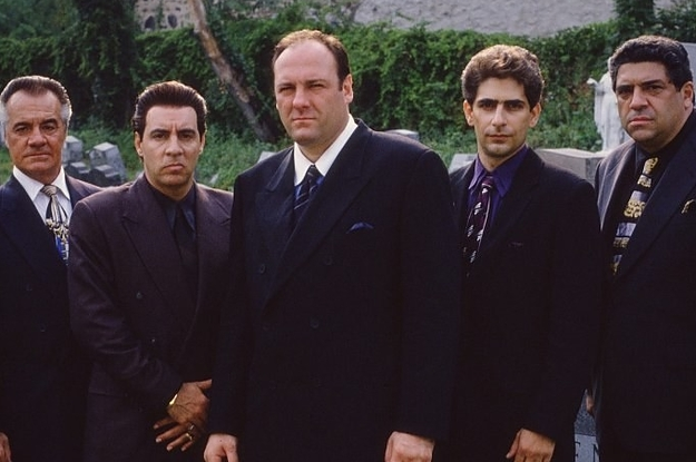 """""""The Sopranos"""" Creator Is Working On A Movie Prequel Set In The 1960s"""
