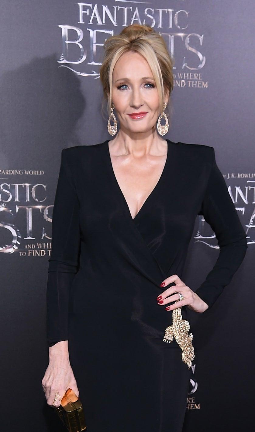 J.K. Rowling, Harvard