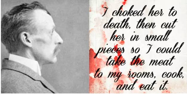 18 Fucked-Up Serial Killer Quotes That'll Make You So