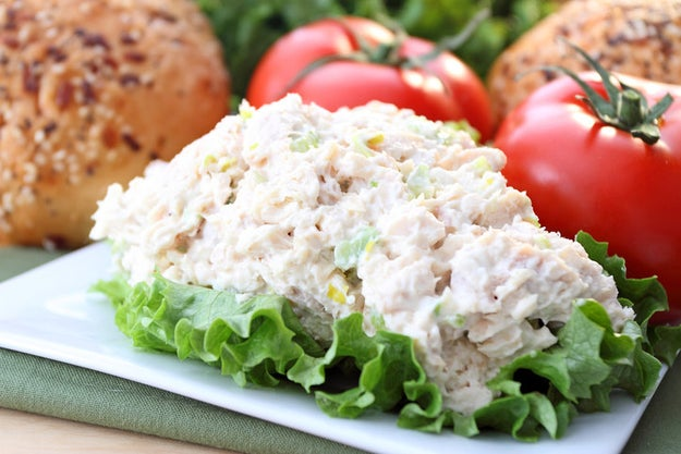 A total of 170 people in seven states have gotten sick after eating chicken salad contaminated with Salmonella Typhimurium.